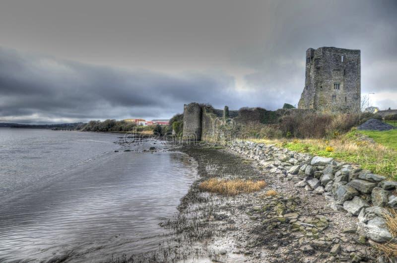 Castillo de la abuelita, Waterford HDR fotos de archivo