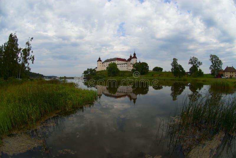 Castillo de Lacko imágenes de archivo libres de regalías
