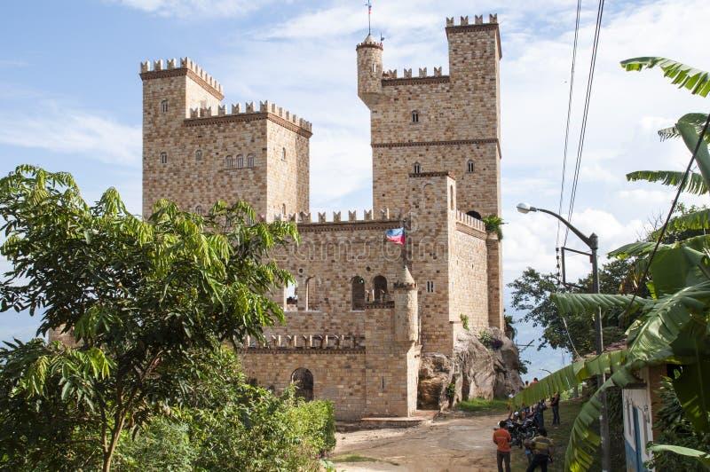 Castillo de Lamas, nahe zu Tarapoto, Peru lizenzfreie stockfotografie