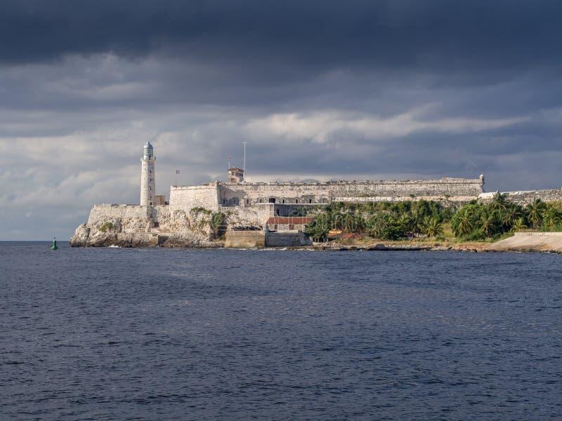 Castillo De Los Tres Reyes Del Morro Havana. Castillo De Los Tres Reyes Del Morro Fort Havana stock photos