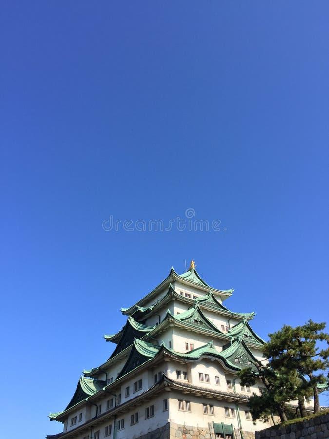 Castillo 02 de Nagoya imágenes de archivo libres de regalías