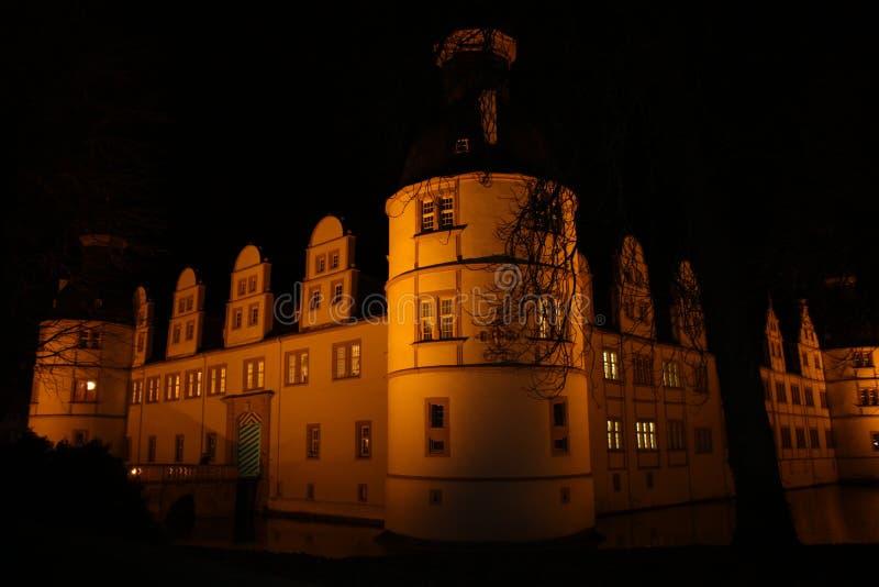 Castillo de Neuhaus imagenes de archivo
