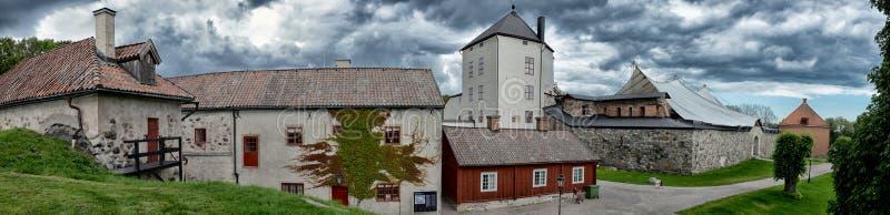 Castillo de Nykoping imágenes de archivo libres de regalías