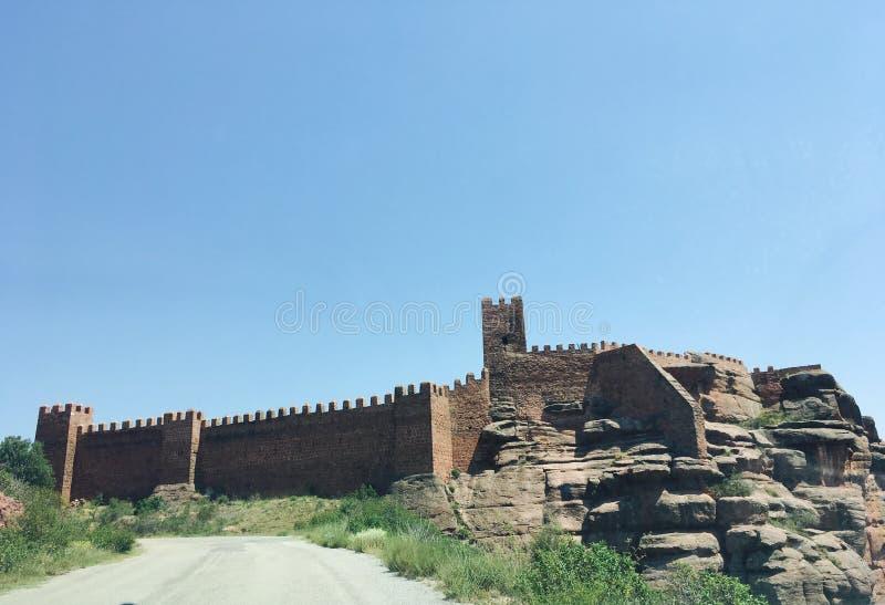 Castillo de Parecense στοκ εικόνες