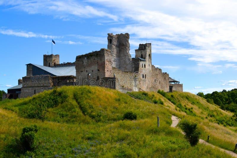 Castillo de Rakvere fotos de archivo