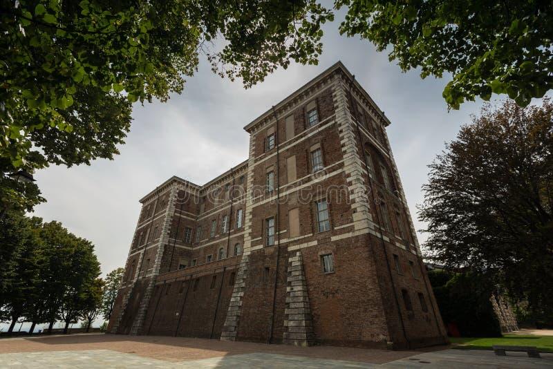 Castillo de Rivoli foto de archivo