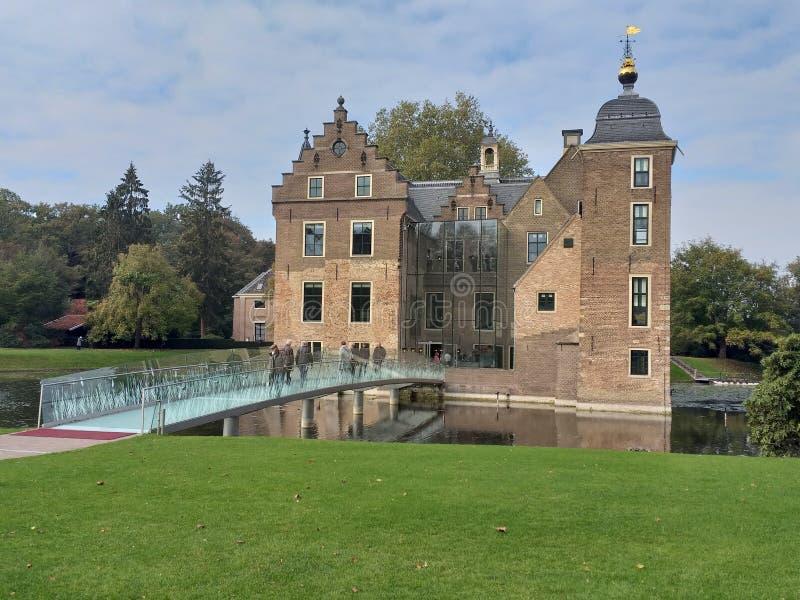 Castillo de Ruurlo imagenes de archivo