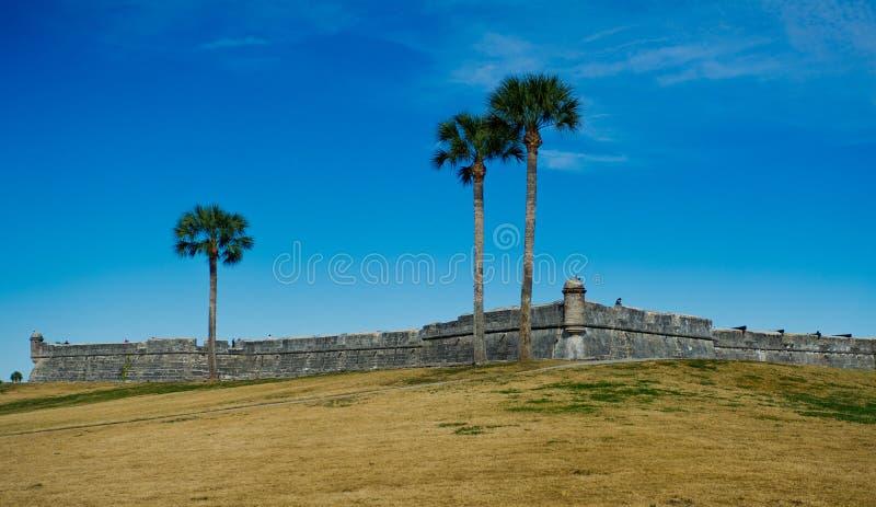 Castillo de San Marco immagine stock libera da diritti