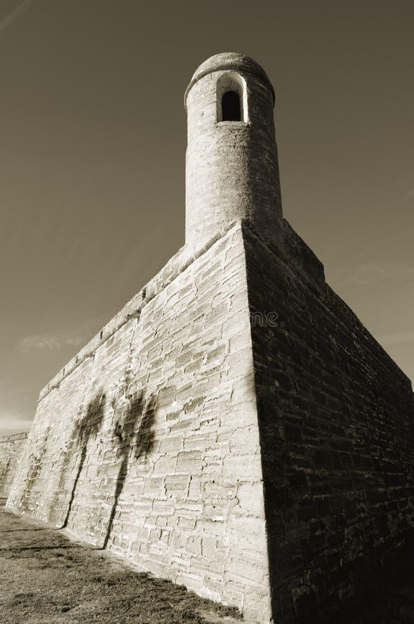 Castillo de San Marcos fotos de stock