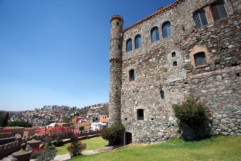 Castillo de Santa Cecilia стоковые фото