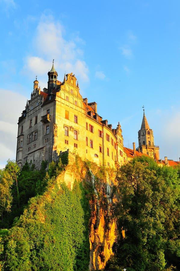 Castillo de Sigmaringen imágenes de archivo libres de regalías