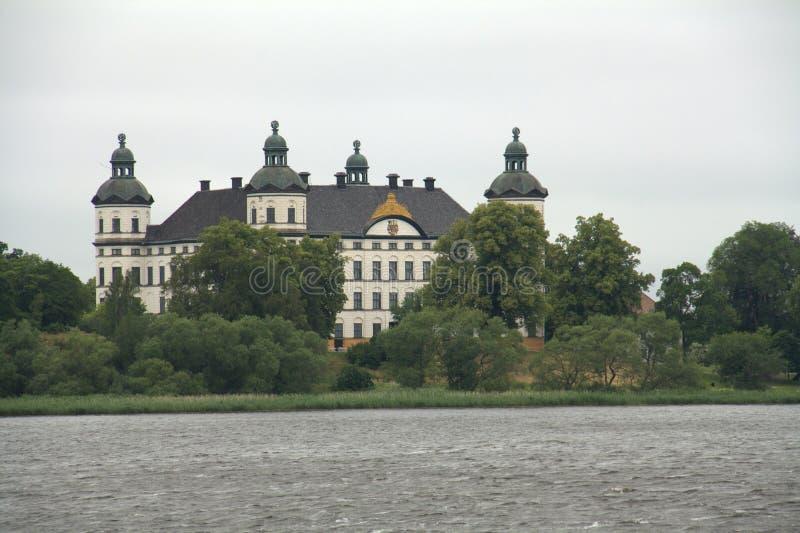 Castillo de Skokloster imagenes de archivo