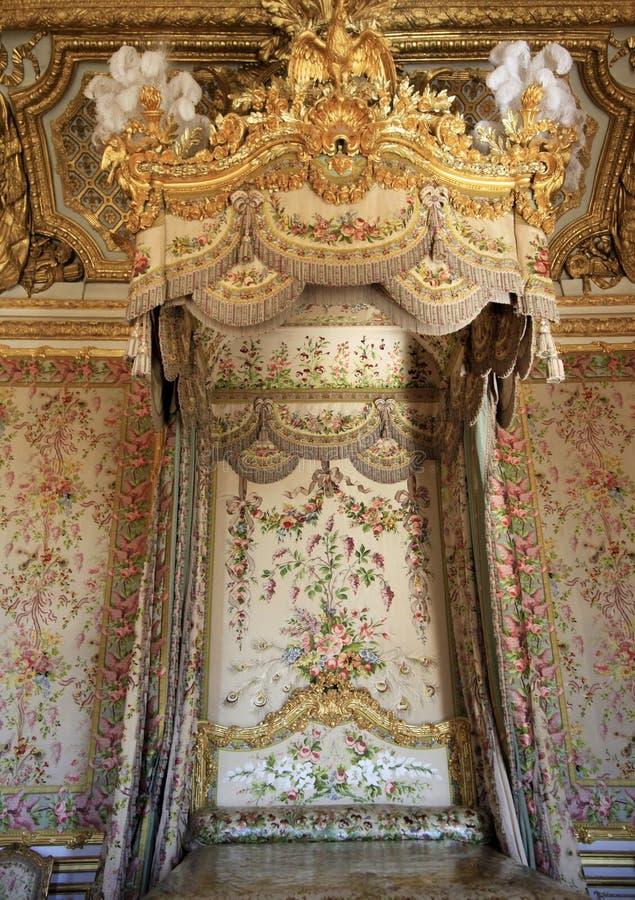 Castillo de Versalles foto de archivo libre de regalías