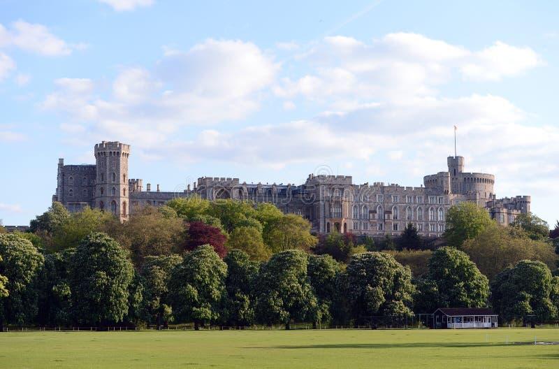 Castillo de Windsor foto de archivo libre de regalías