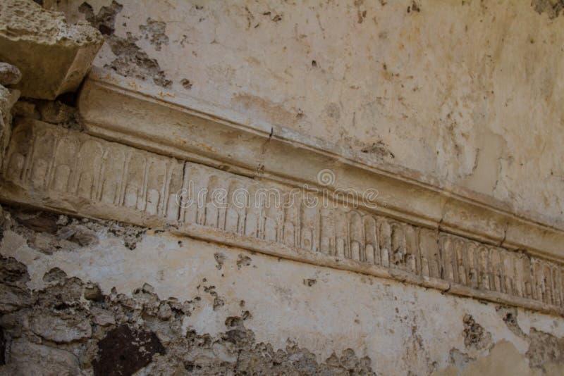 Castillo del doria, chiaramonti, castel sardo, Sassari fotografía de archivo libre de regalías
