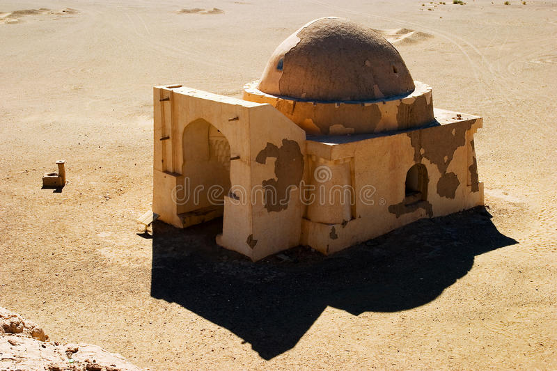 Castillo del Islam imágenes de archivo libres de regalías