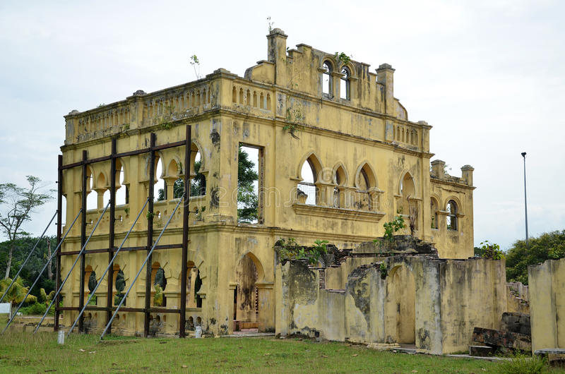 Castillo del ` s de Kellie fotografía de archivo libre de regalías
