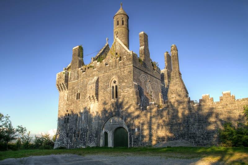 Castillo HDR de Dromore fotografía de archivo