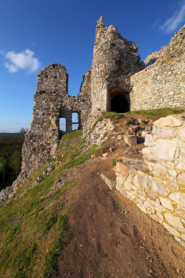 Castillo histórico imagen de archivo libre de regalías