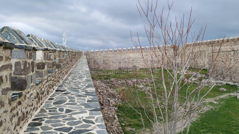 Castillo histórico imagenes de archivo