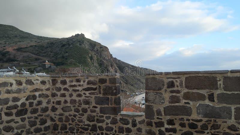 Castillo histórico foto de archivo libre de regalías