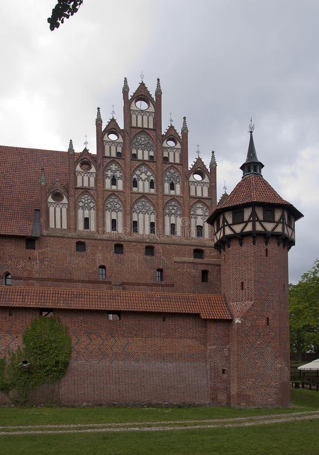 Download Castillo Histórico De Malbork Foto editorial - Imagen de torre, polonia: 41905151