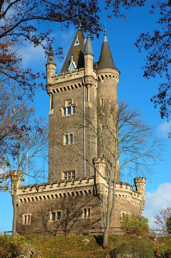 Castillo histórico Dillenburg en Alemania foto de archivo libre de regalías