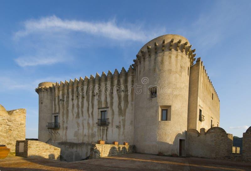 Castillo interior foto de archivo libre de regalías