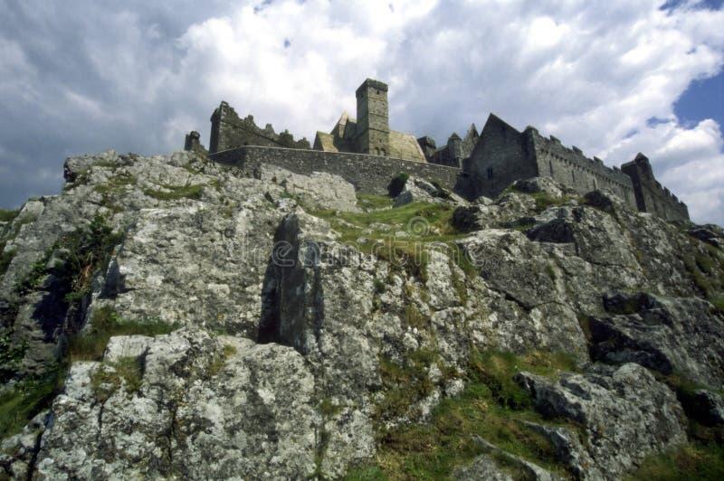 Castillo Irlanda imagenes de archivo