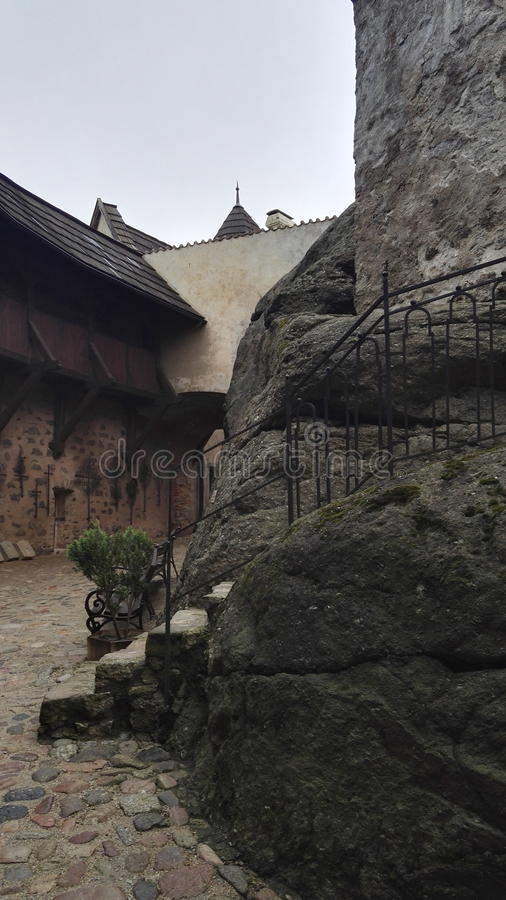 Castillo Loket fotos de archivo