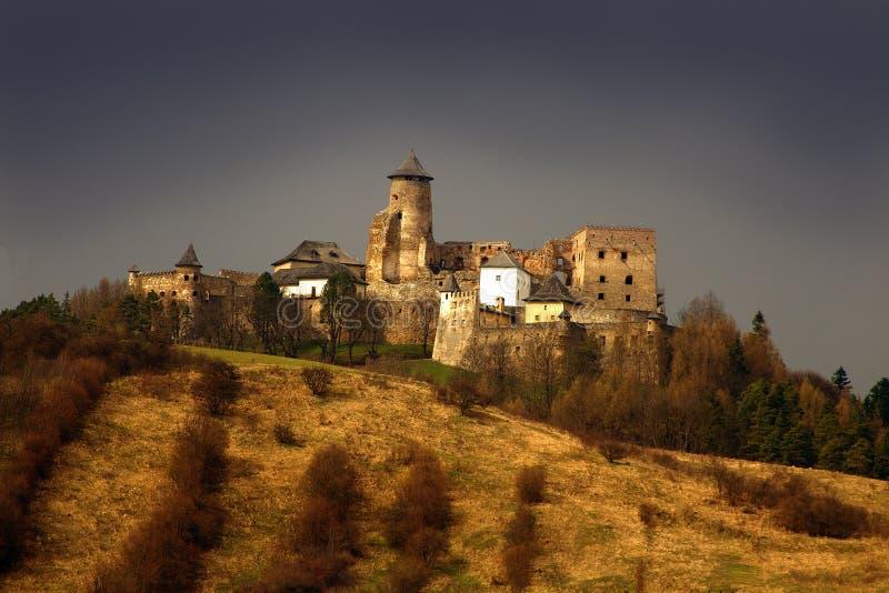 Castillo Lubovna fotos de archivo libres de regalías