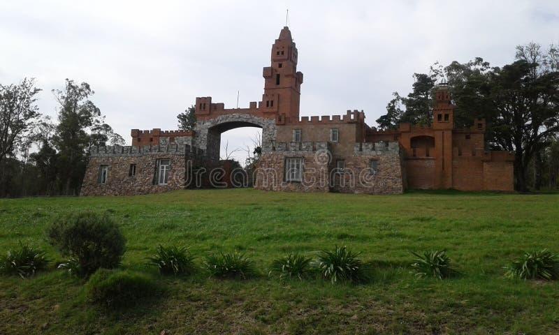 Castillo Pittamiglio, Maldonado, Уругвай 2017 стоковая фотография