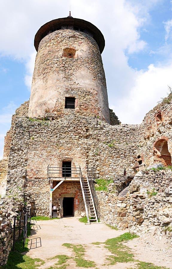 Castillo, Stara Lubovna, Eslovaquia, Europa fotos de archivo libres de regalías