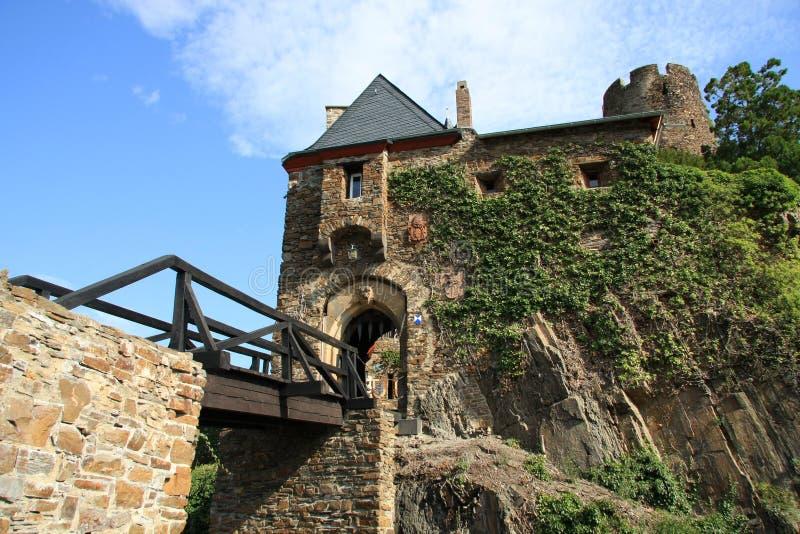 Castillo Thurandt, Alemania fotos de archivo libres de regalías