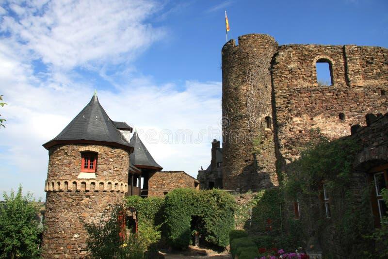 Castillo Thurandt, Alemania foto de archivo libre de regalías