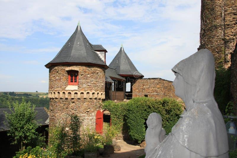 Castillo Thurandt, Alemania imágenes de archivo libres de regalías