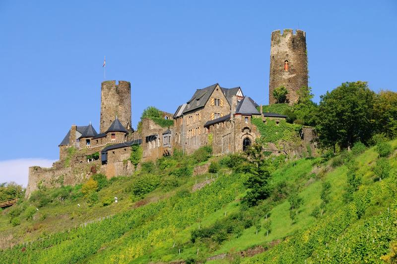 Castillo Thurant fotos de archivo