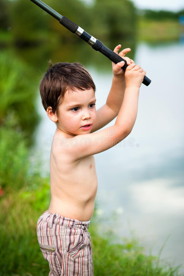 Download Casting Rod Stock Image - Image: 25120641