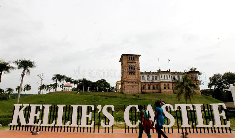 Castle της Kellie σε Batu Gajah, Perak, Μαλαισία στοκ φωτογραφίες με δικαίωμα ελεύθερης χρήσης