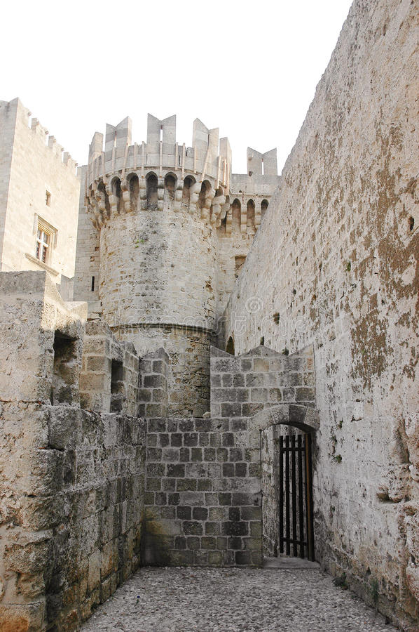 Download Castle stock photo. Image of fortress, gothic, conquest - 14778700