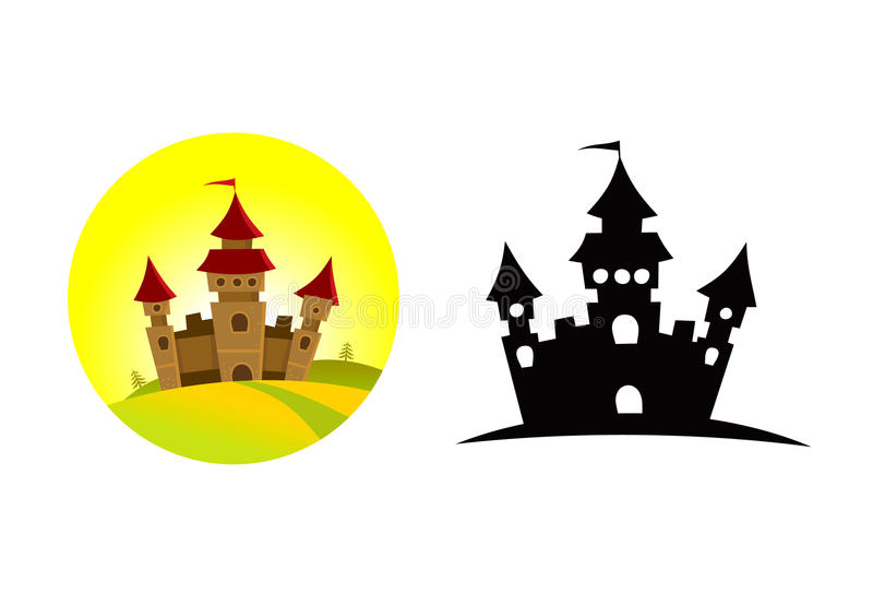 Download Castle stock vector. Image of england, fortress, kingdom - 19388557