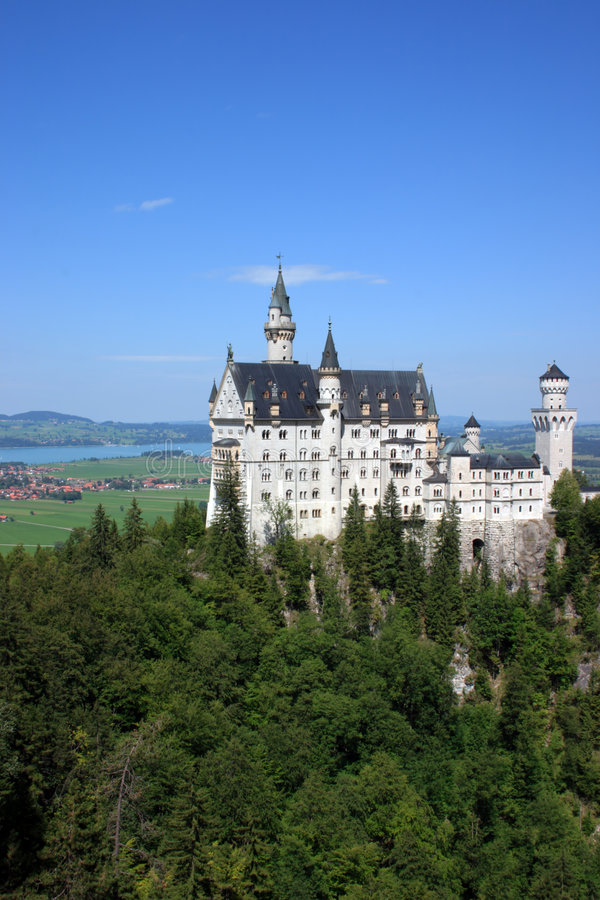 Castle 2 royalty free stock photo