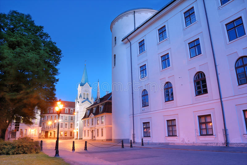 Download Castle. stock image. Image of castle, cathedral, belfry - 24983001
