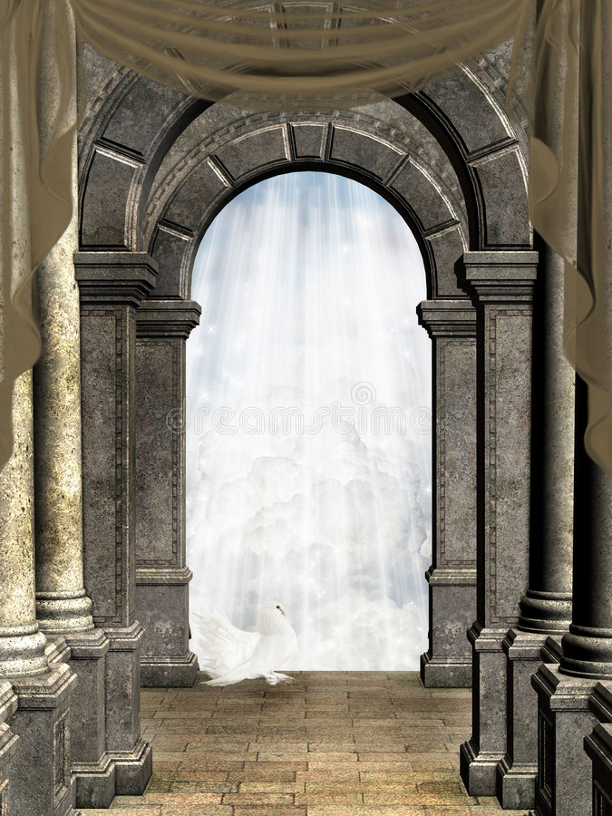 Free Castle Royalty Free Stock Image - 5608096