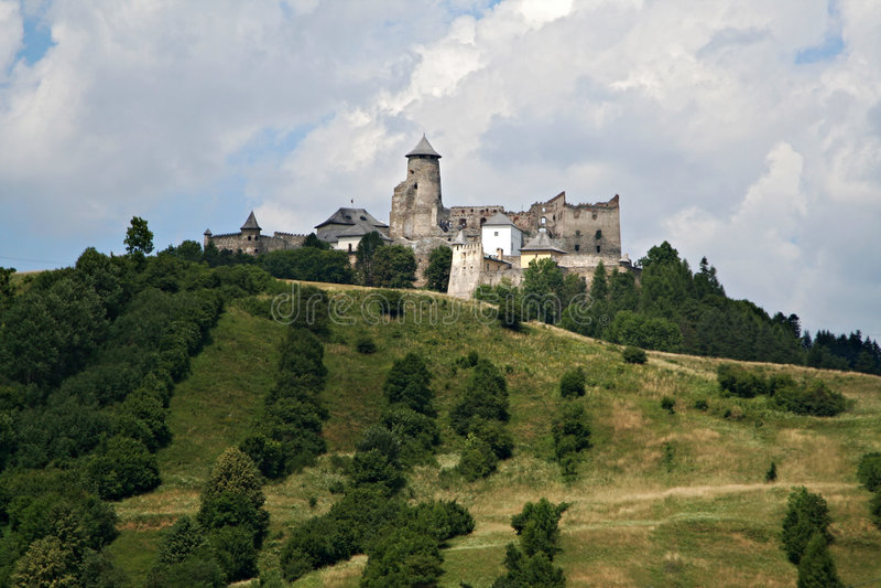 Download Castle Stock Photos - Image: 5823903