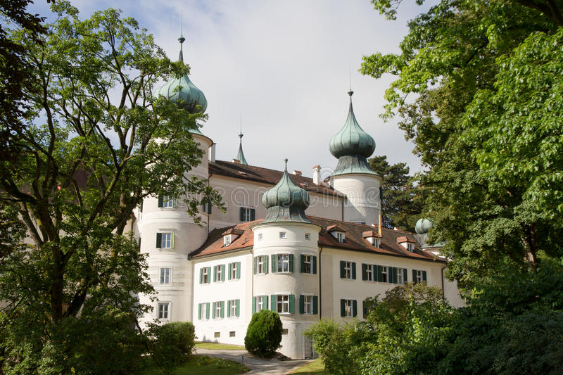 Castle Artstetten stock photos