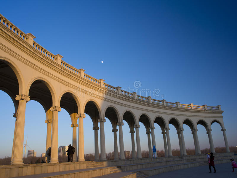 Download A Castle In Beijing Royalty Free Stock Images - Image: 36661029