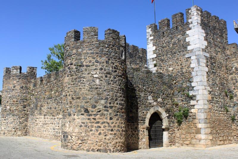 Castle of Beja stock images