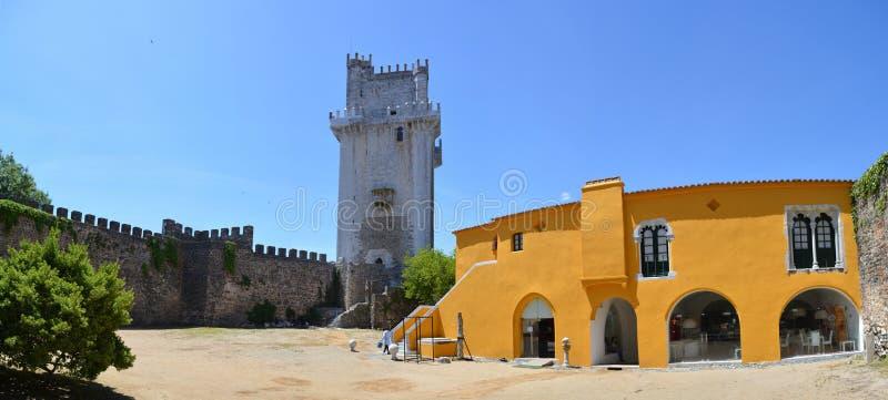 Castle Beja στοκ φωτογραφία με δικαίωμα ελεύθερης χρήσης