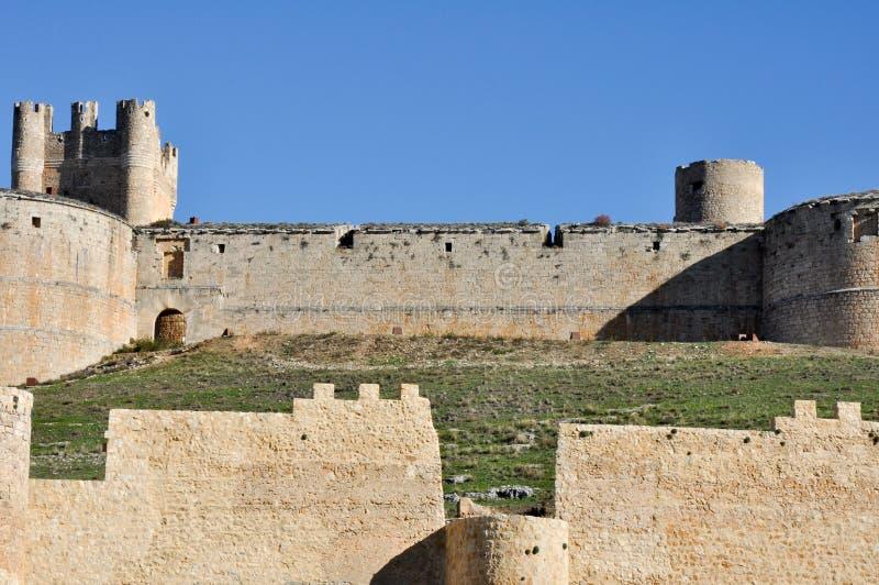 Download Castle Of Berlanga De Duero, Castile And Leon (Spain) Stock Photo - Image: 28141576